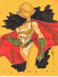 Powergirl 40 by Hodges-Art