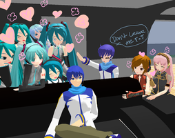 Kaito lost his fan club by ffz3