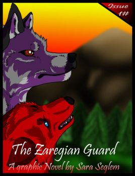 the Zaregian Guard Issue 1 by Cylithren