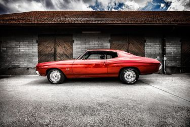 70 Chevelle SS by AmericanMuscle