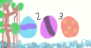 Even MORE Pokemon eggs! by Rainmask-forever