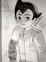 Astro Boy by Toddiie