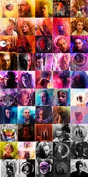 icons of SW. by angelavir