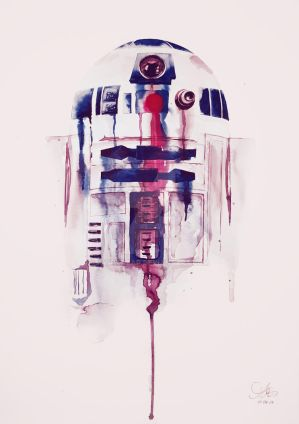 R2D2 by avawatar