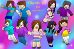 50 WATCHERS SPECIAL!! by Gameaddict1234