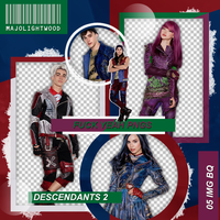 Pack Png: Descendants 2 #402 by MockingjayResources
