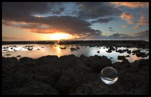 Meet My Crystal Ball by themobius