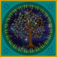 TREE OF LIFE by SCT-GRAPHICS