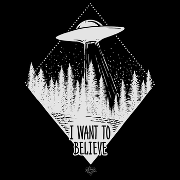 I Want to Believe by MateusCosme