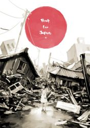 PRAY FOR JAPAN by cellar-fcp