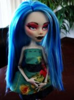Afternoon Date Ghoulia by Brett1486