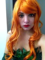 DC - Poison Ivy - New Wig by AnaGraceCosplay