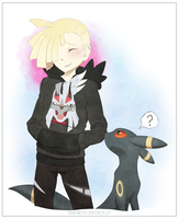 Gladion Can't Get Enough of Silvally