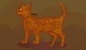 Bengal Cat by SolangeGag