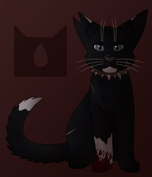 Scourge [Warriors] by CloudyTheNerd