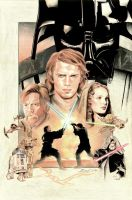 Revenge of the Sith by BenCurtis