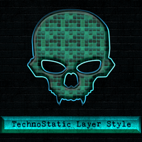 Technostatic Layer Style by Spiral-0ut
