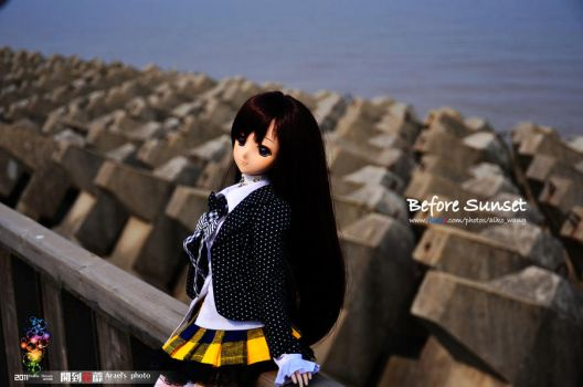 before sunset outdoorshot3 by aikoree