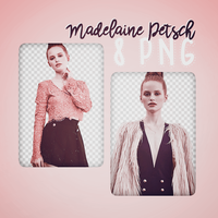Madelaine Petsch PNG Pack by axentepsworks
