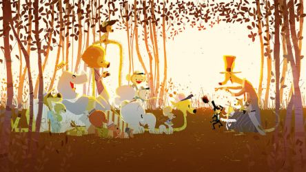 Puppet show by PascalCampion