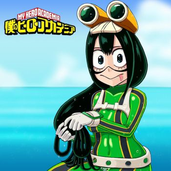 Froppy! by Pondersleuth