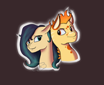 Opposites do attract! by CloudDoodle