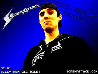 ScrewAttack: Stutttering Craig by SWHalo2