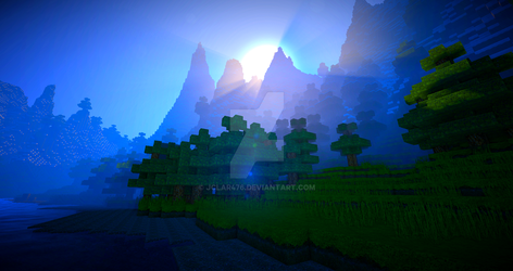New world (2) by jclar476