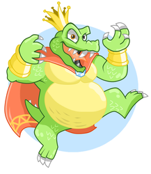 King K Rool by DonPanteon