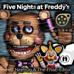 FFPS / FNaF 6 SFM model pack is OUT!!! by NeeTroo