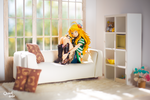 Cozy living room . Miki Hoshii by OrchidDolls