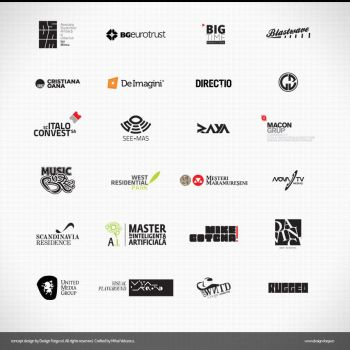 Logofolio 2010 - Design Forge by dreamcrafter