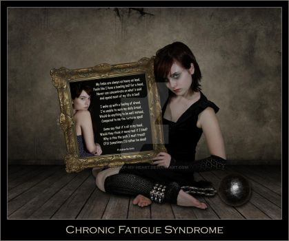 Chronic Fatigue Syndrome by Pieces-Of-My-Heart