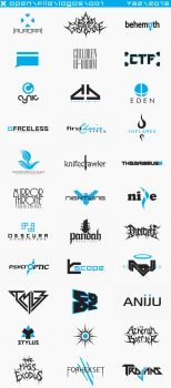 Logos 001 by seventhirtytwo