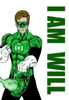 Green Lantern by marvelrocker