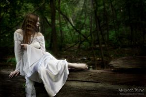 Dying dryad by MorganaThead