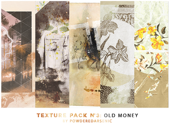 Texture Pack 3 Old Money by PowderedArsenic
