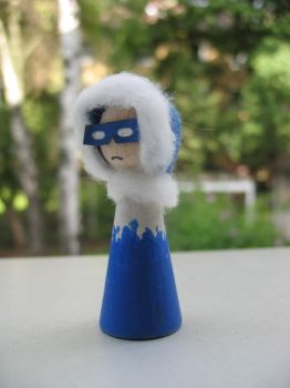 Cones: Captain Cold by Poison-Harley