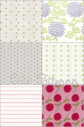 Cute patterns PS by foley-resources