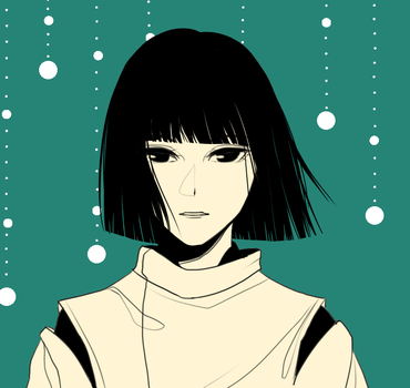 Haku-Spirited Away by Vivisuke