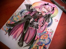 Krul Tepes by IrinaMartis