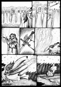 Dungeon of the Dead page 23 - FINALE by SirKiljaos