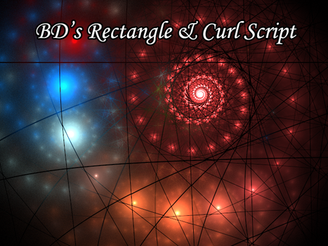 Rectangle and Curl Script by Fractal-Resources