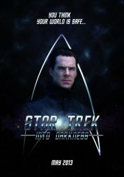 STAR TREK INTO DARKNESS by nuke-vizard