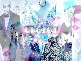 GD TOP Wallpaper by konantype0