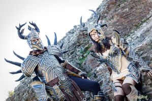 Might makes me right - Guild Wars 2 by SbarbyCosplay