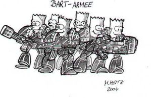Bart Armee by Inquisitor-Hein