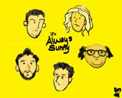 It's Always Sunny (GIF) by Inprismed
