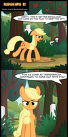 Roughing It by Toxic-Mario