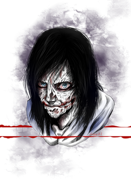 Fan Jeff the killer5 by Ashiva-K-I